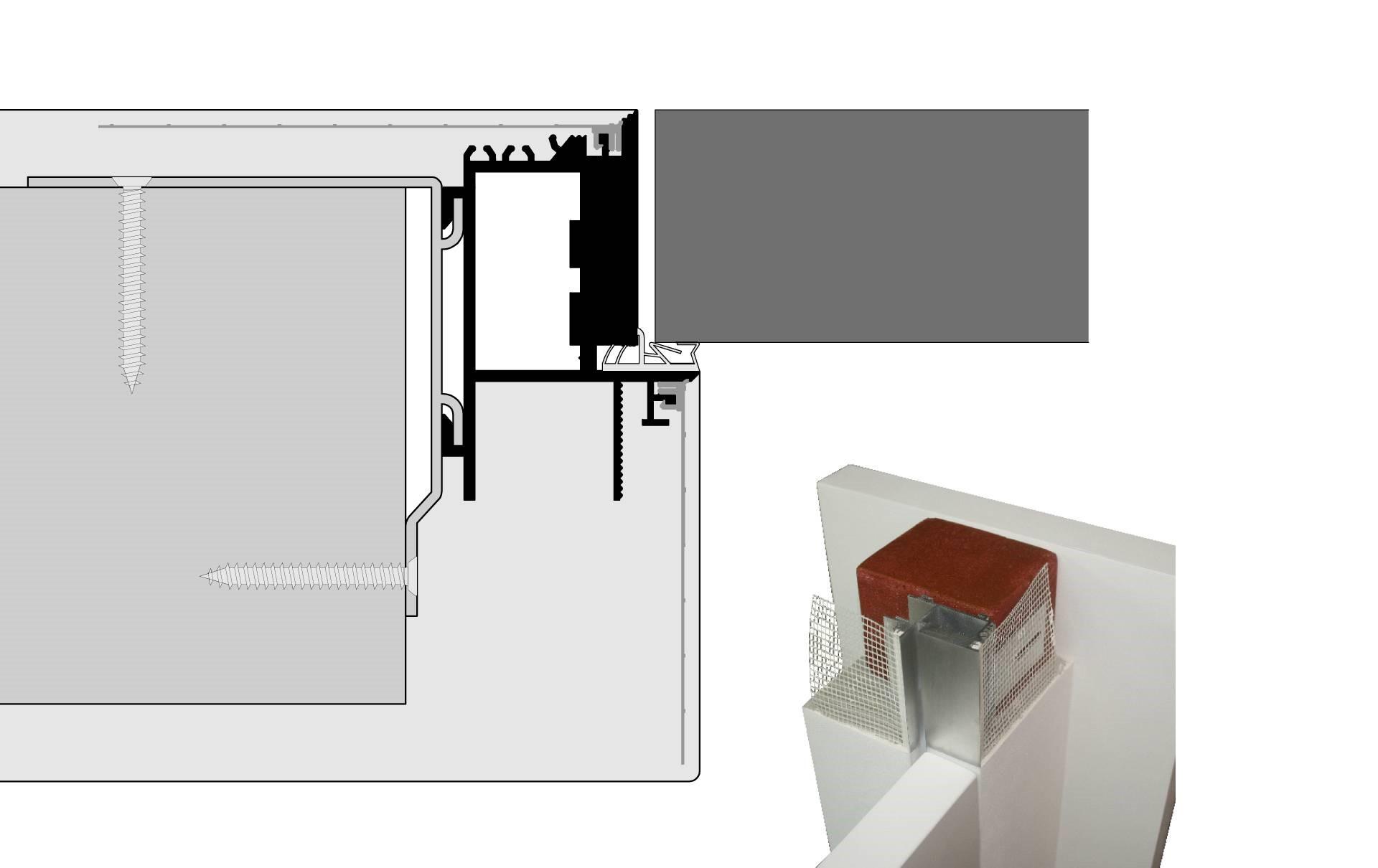 frameless ags systems wandb ndige t ren und. Black Bedroom Furniture Sets. Home Design Ideas